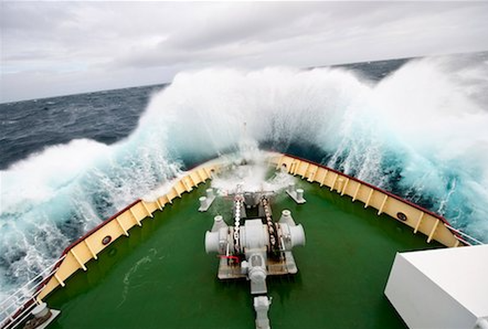 Rough waters ahead!  Do you have a trusted partner to help you navigate?